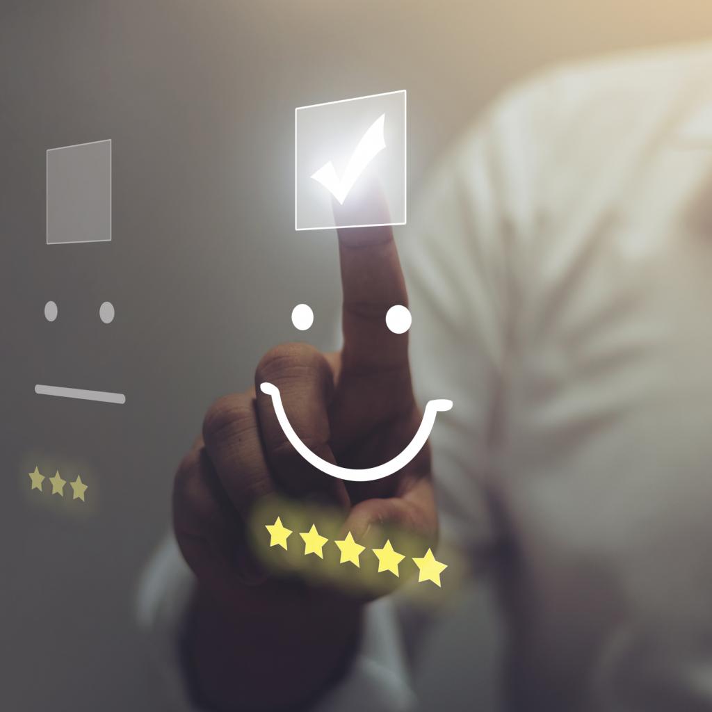 Winning Customers through excellent service standards